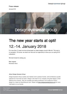 The new year starts at opti!