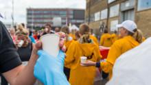 Göteborgsvarvets sportdryck levereras av Umara