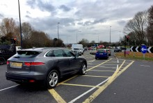 Eight in 10 drivers struggle to get through yellow box junctions without stopping