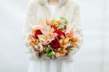 Elegant, romantisk och färgstark: bröllop med stjärnor