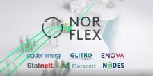 NORFLEX Glitre Energi Nett kontrakt til Entelios