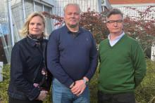 Akut stöd till Eslövs näringsliv