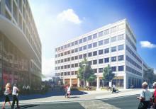 Bygglov beviljat för Johnson & Johnsons nya huvudkontor i Sverige