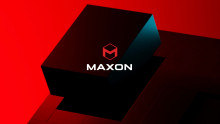 Maxon Unveils a New Corporate Identity