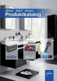 Produktkatalog Alterna, Altech och Novipro