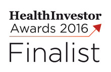Finegreen at the HealthInvestor Awards 2016!