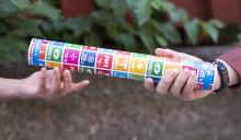 FN-förbundet i Almedalen: En stafettpinne för de globala målen