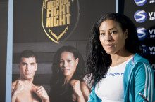 Cecilia Brækhus møter amerikansk boksestjerne i Nordic Fight Night