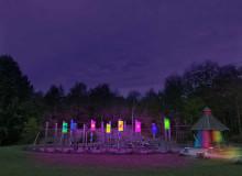 Pressinbjudan: Lights in Biskopsgården invigs