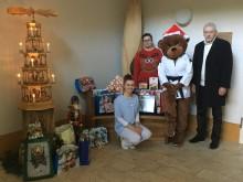 Judo- & Freizeitsportverein Wintersdorf e.V. stellt Sparschwein auf