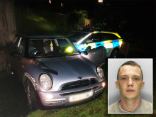 VIDEO: Dangerous driver jailed following high speed police pursuit