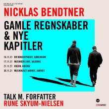 NICKLAS BENDTNER – GAMLE REGNSKABER & NYE KAPITLER