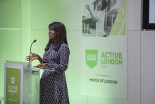 Deputy Mayor Debbie Weekes-Bernard confident of active future for London