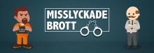 Hotellråttor, klantiga kidnappare och skalbolag i Sveriges mest annorlunda brottspodd
