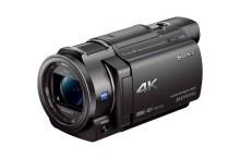 Camcorder FDR-AX33: Einstieg in die 4K Technologie