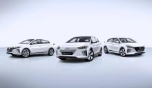 Hyundai slipper løs el-bilen IONIQ