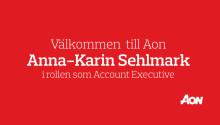 Aon har rekryterat Anna-Karin Sehlmark