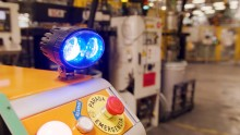 Autonomní robot usnadňuje zaměstnancům Fordu práci