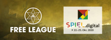 Free League at SPIEL.digital 2020 – Journey to Wonderous Worlds This Weekend