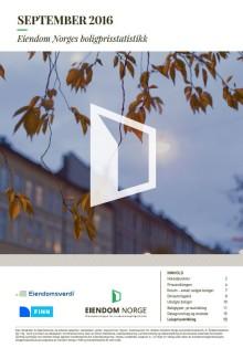 Store forskjeller i boligmarkedet i september