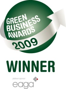 Center Parcs scoops Green Business Award for Biodiversity