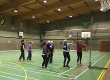 Walking netball returns to Elgin and Keith