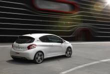 Peugeot på Stockholm Lifestyle Motorshow: Premiär för 208 GTi, nya RCZ och läckra konceptet RCZ R
