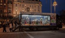 Retroddiction event - Pop-up truck!