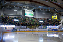 BL Interiör bjöd in till hållbarhetsdag och hockeydrama på T3 Arena i Umeå