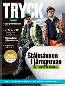 Tidningen TRYCK - november 2012