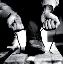 Det gäller att sko sig på rätt sätt