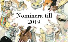 Nominera till 2019 års pris