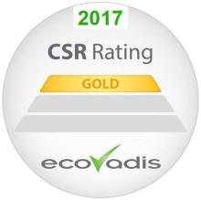 Carlson Wagonlit Travel awarded Gold level CSR rating by EcoVadis