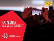 Meeting Planner Guide 2018, all nødvendig informasjon for å organisere de beste møtene i Catalonia