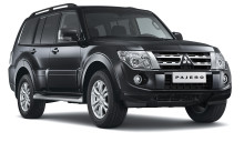 Mitsubishi Pajero fyller 30 år