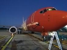 Llegó hoy al país el tercer avión de Norwegian Air Argentina