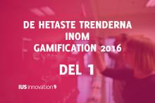 Gamificationtrender 2016 | DEL1