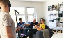 Inför derbyt: Riksbyggen i Borås låser in två motståndarsupportrar i samma bostad