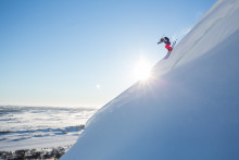 Sweden and Columbia Sportswear Partner for Gear Testing Event