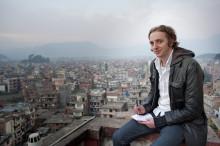 Intervju med Martin Schibbye om sosiale mediers betydning for journalistikk