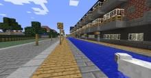 Seminarium med bostadsministern och  ungdomsprojekt med globala spelsuccén Minecraft