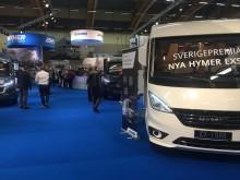 Hymer presenterar ny lättviktshusbil