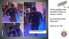Witness appeal following theft at business in Oxted