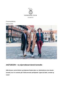 Pressemeddelelse JAGTSÆSON PDF