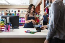 Visa oppfordrer forbrukere til å handle lokalt