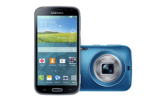 Galaxy K zoom – en smarttelefon med et kamera utenom det vanlige