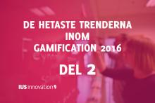 Gamificationtrender 2016 | DEL 2