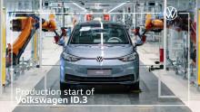Booklet Produktionsstart för Volkswagens nya elbil ID.3 – systemskifte till e-mobilitet