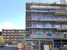 Varannan hyresrätt när bostadsbyggandet i Lund ökar