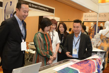 Press Release: Epson collaborates with Singapore designers on FashionisTech showcase at FUZE Fashion Technology 2017